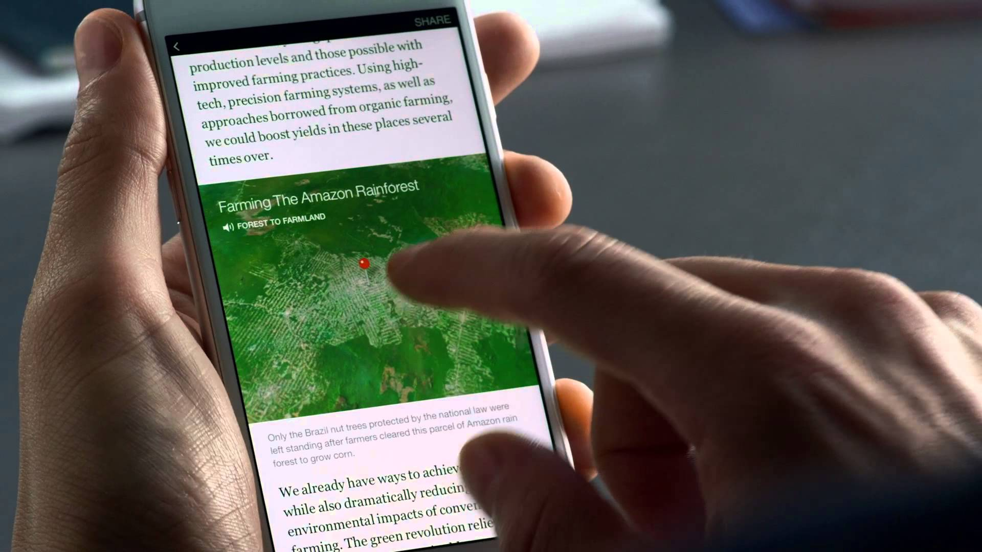 Facebook ha abierto Instant Articles 23
